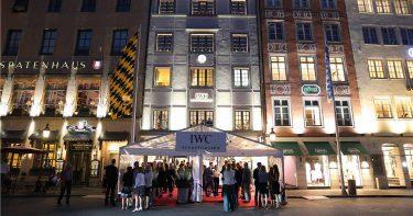 IWC SCHAFFHAUSEN ERÖFFNET ZWEITE BOUTIQUE IN MÜNCHEN