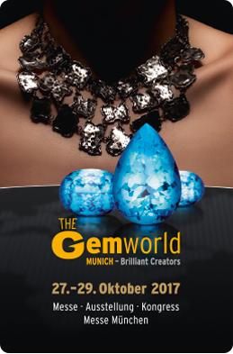 Gemworld Munich 2017