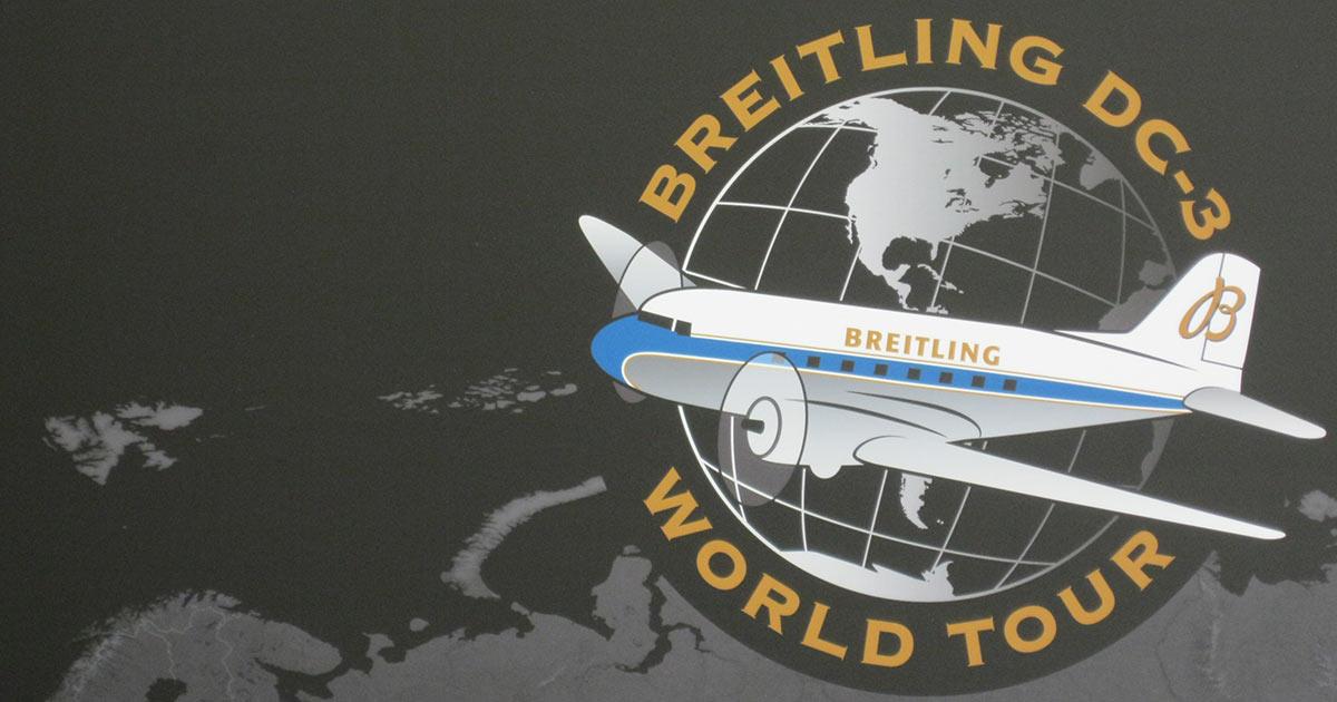 Im März war das 77 Jahre alte Flugzeug von Genf aus zu einer Weltumrundung gestartet, die über den Nahen Osten, Indien, Südostasien und Nordamerika mit zahlreichen Zwischenstopps wieder zurück nach Europa führte.