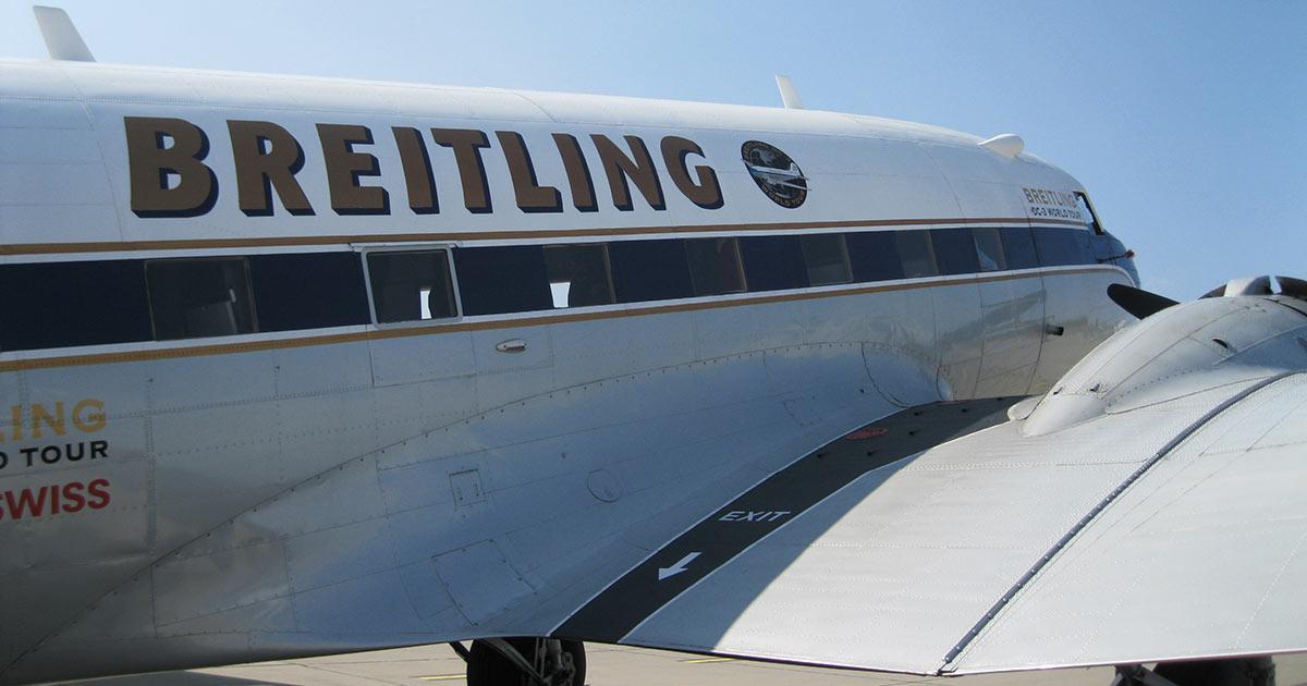 Die von zwei Propellern angetriebene Douglas DC-3 revolutionierte den Luftverkehr.