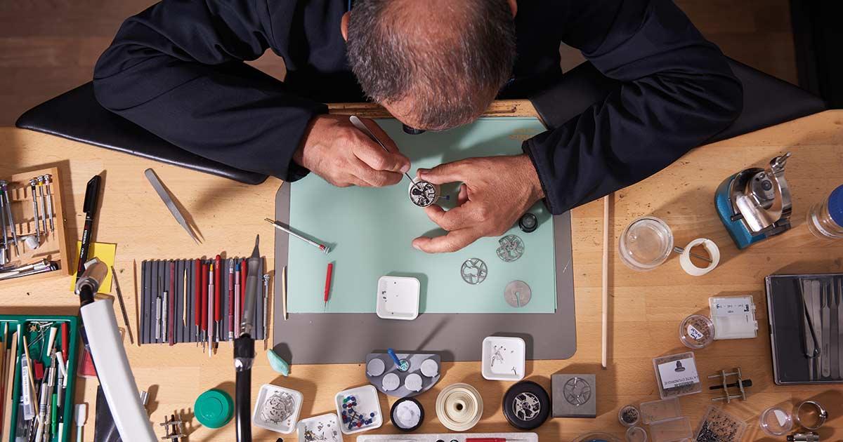 """""""Mit der Defy Lab katapultiert Zenith die Präzision der mechanischen Armbanduhr in vollkommen ungeahnte Spären"""
