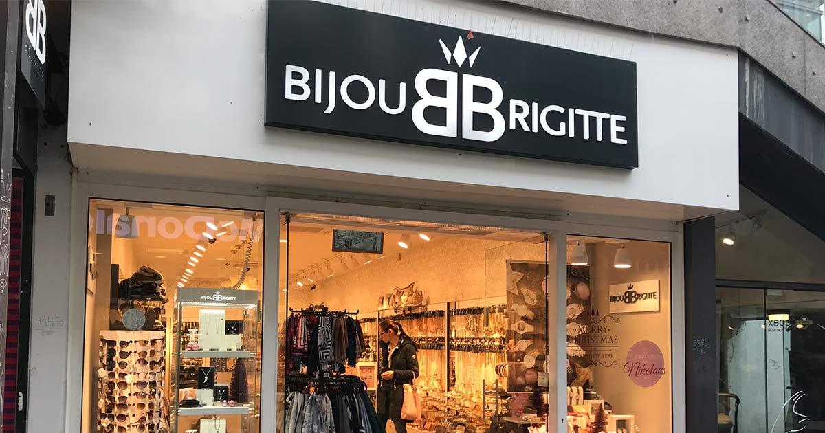 Im Plus: Bijou Brigitte rechnet damit, dass die rund 1.000 Filialen dieses Jahr 3,9 % mehr Umsatz machen.