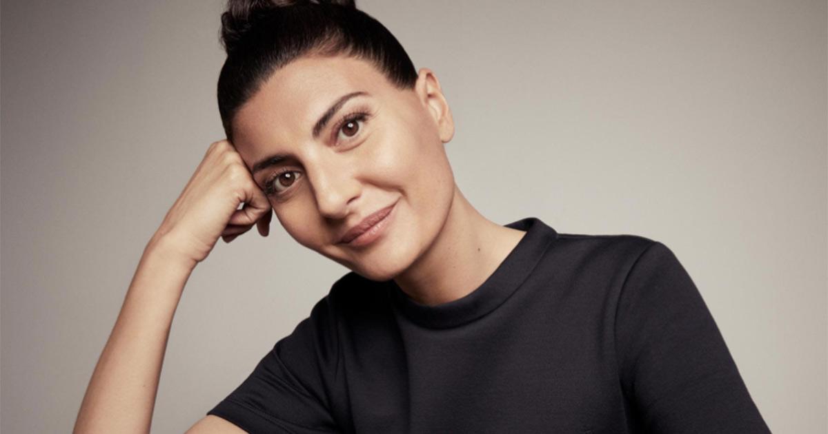 Die neue globale Design-Chefin Giovanna Battaglia Engelbert.