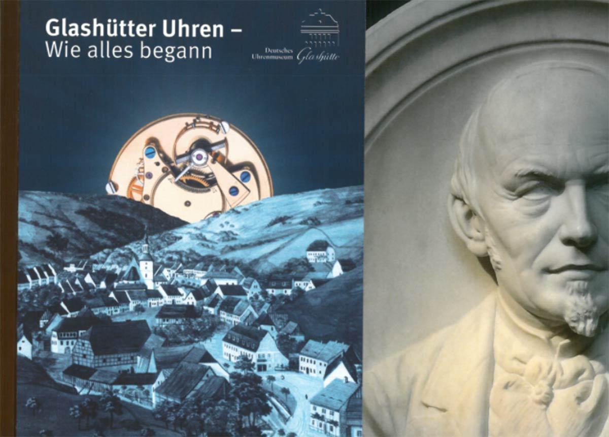 Das Buch des Deutschen Uhrenmuseums Glashütte ist für 13,50 Euro online erhältlich.