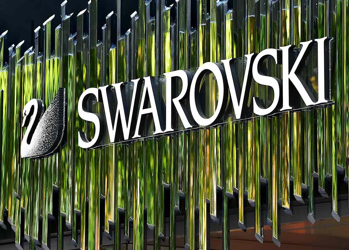 Swarovski: Mit Zukunftsstrategie aus der Corona-Krise. (Credit: Vytautas Kielaitis / Shuttersock)