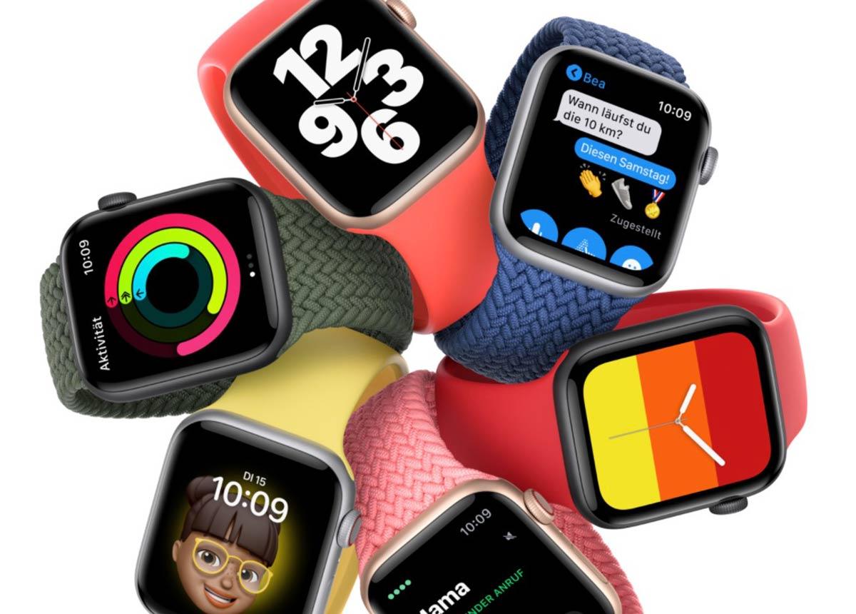 Für die Apple Watch gibt es ein Softwareupdate. Wo das zu spät kommt, gibt es Ersatz.