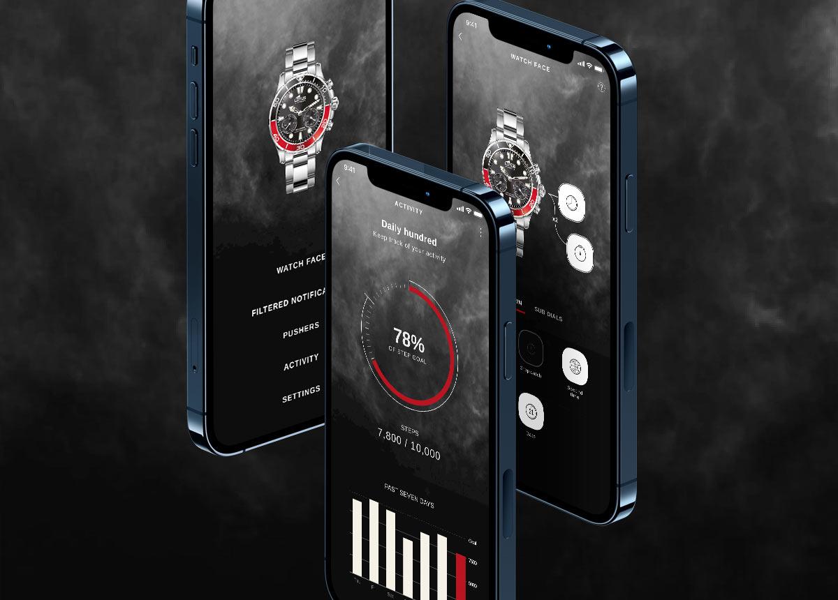 Die Lotus Connected App bietet eine schnelle und unkomplizierte Einrichtung mit einem einfachen und intuitiven Design.