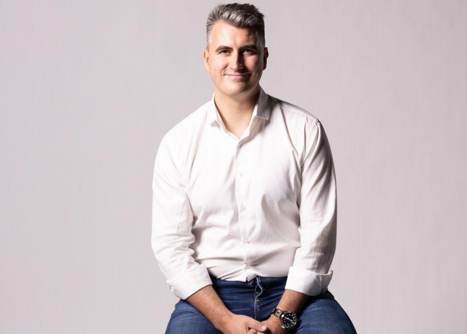Matt Pearson, CEO von Airspeeder, scheut sich nicht, über den Horizont hinauszublicken und unerforschtes Gelände zu betreten.
