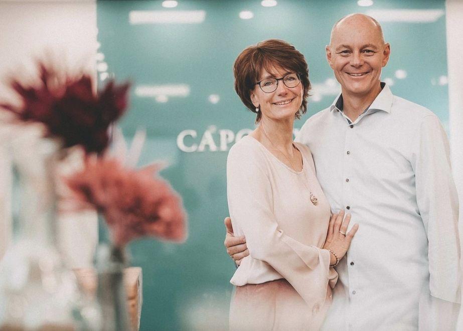 Gerhard und Andrea Fritsch werden mit dem spannenden Angebot von Capolavoro in München mit dabei sein...