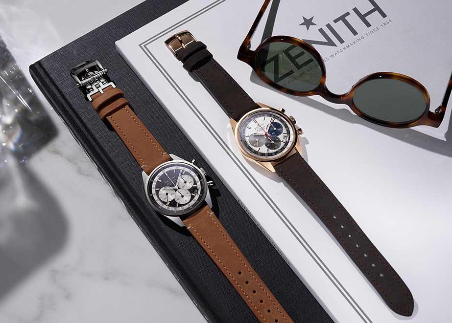 Mit der Chronomaster Original hat Zenith allerdings mehr als nur eine moderne Neuinterpretation dieser Ikone unter den Chronographen geschaffen.