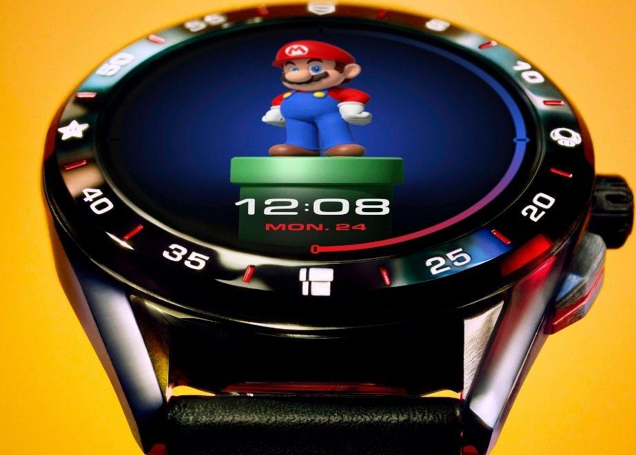 Die TAG Heuer Connected x Super Mario Limited Edition bietet reichlich exklusive Merkmale, sowohl hinsichtlich der digitalen Funktionen als auch bei der Uhr selbst.