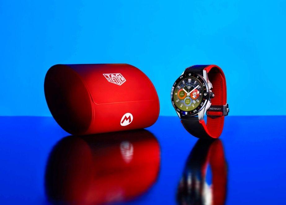 Der unerschrockene ikonische Superheld erwacht mit dieser Luxus-Smartwatch, die sportliche Dynamik, Technologie und Eleganz vereint, zum Leben.